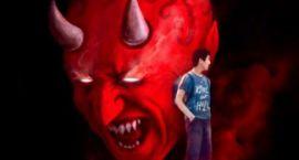 """Uczeń diabła z serii """"Wielka wojna diabłów"""" od Wydawnictwa Jaguar"""
