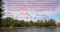 Betonem w stawy Walczewskiego?