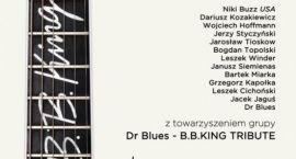 """DR BLUES – B.B. KING TRIBUTE składa hołd Królowi Bluesa""""!"""