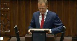 """Janecki: Za rządów Tuska Polska funkcjonuje jak """"żebracza"""" WOŚP Owsiaka"""