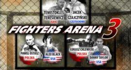 Rozdajemy bilety na Fighetrs Arena 3