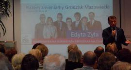 Przedwyborcze spotkanie z Posłem Błaszczakiem