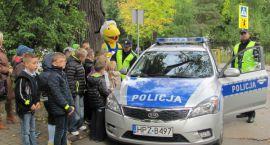 Bezpieczna droga do szkoły z Mrówką i Policją