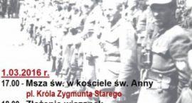 """Parafialny Oddział Akcji Katolickiej zaprasza na obchody święta """"Żołnierzy Wyklętych"""""""