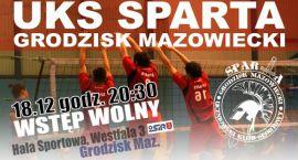 UKS Sparta: Szansa na kolejne punkty