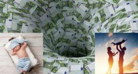 Wychowanie dziecka kosztuje blisko 200 000 złotych