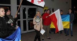 Grodziski protest przeciwko występom chóru Alexandra Pustovalova