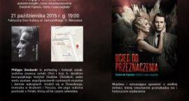 """Promocja książki Philippe Smolarskiego """"Uciec od przeznaczenia – Dziennik Fajwela. Getto i czas"""