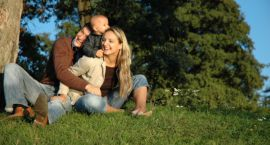 Największą wartością dla dziecka jest prawdziwa rodzina