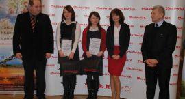 III nagroda w konkursie prac magisterskich dla mieszkanki Podkowy Leśnej