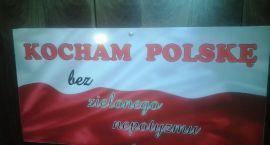 """""""Kocham Polskę bez zielonego nepotyzmu"""""""