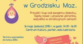 V BABY SWAP w Grodzisku Mazowieckim