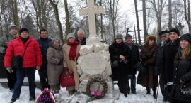 Tadeusz Wolfram na uroczystościach w Grodzisku Mazowieckim