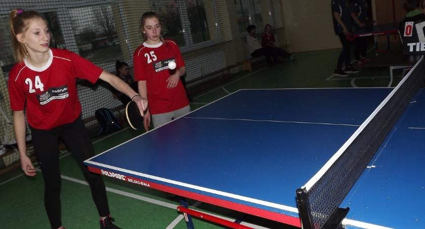 Sport, Tenis stołowy najlepiej - zdjęcie, fotografia