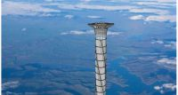 Powstanie kosmiczna winda?