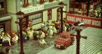 Gigantyczna wystawa LEGO