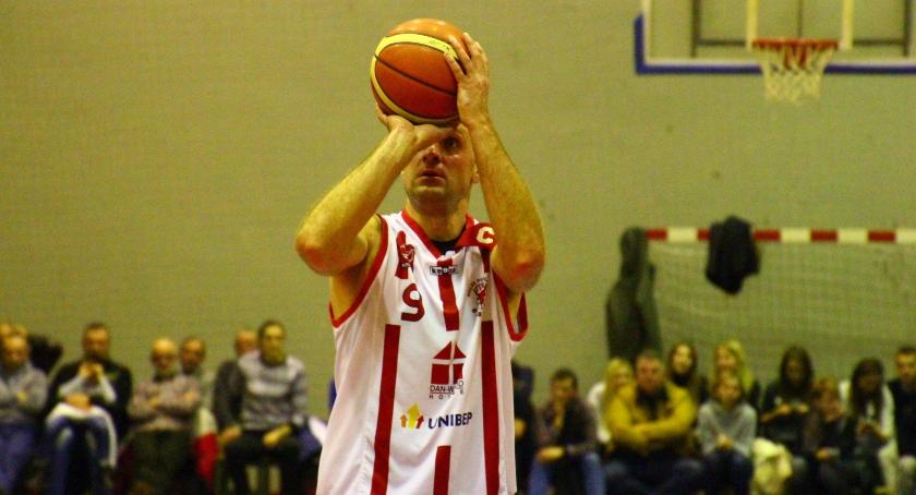KOSZYKÓWKA, Basket Bielsk Podlaski Żubry Białystok - zdjęcie, fotografia