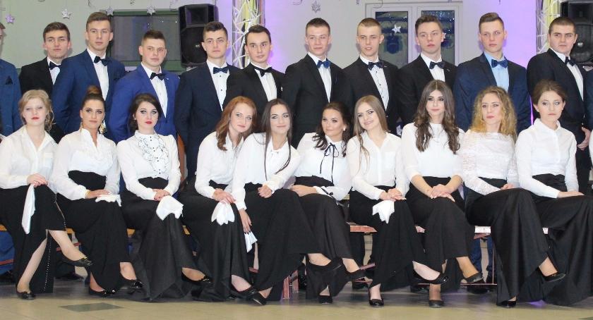 EDUKACJA, Studniówka Liceum Ogólnokształcącego Tadeusza Kościuszki Bielsku Podlaskim - zdjęcie, fotografia