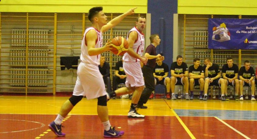 KOSZYKÓWKA, Basket Bielsk Podlaski Basket Kutno - zdjęcie, fotografia