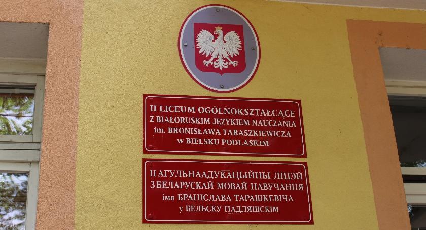EDUKACJA, wśród najlepszych szkół województwa podlaskiego - zdjęcie, fotografia