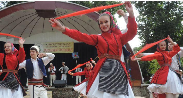 WYDARZENIA, Międzynarodowy Festiwal Folkloru Podlaskie Spotkania - zdjęcie, fotografia