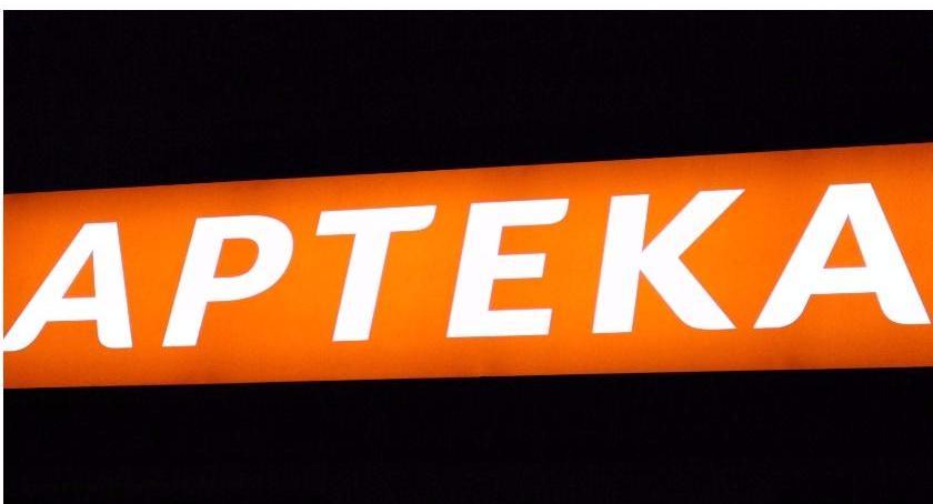 Apteki dyżurne , Apteka dyżurna Bielsk Podlaski sierpień - zdjęcie, fotografia