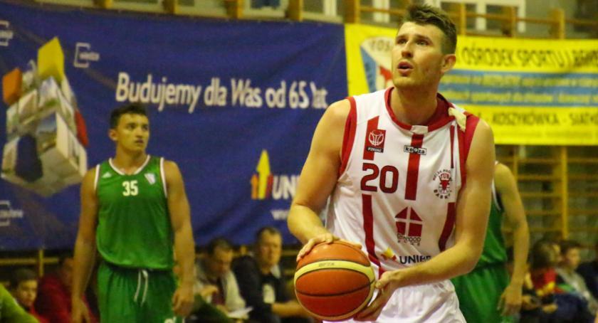 Tomasz Pisarczyk Tur Basket Bielsk Podlaski