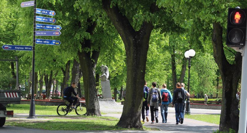 Zapowiedzi, miejska swoje miasto - zdjęcie, fotografia