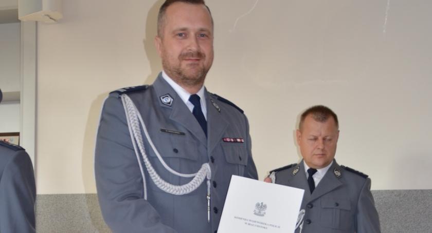 Przestępstwa i Wykroczenia , komendant zatrzymał pijanego kierowcę - zdjęcie, fotografia