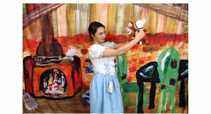 Zapowiedzi, Spektakl Teatru Urwis - zdjęcie, fotografia
