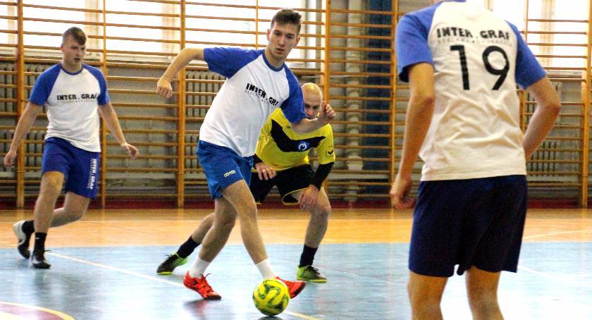 Futsal, Ruszyła Miejska Halowa - zdjęcie, fotografia
