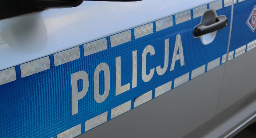 Przestępstwa i Wykroczenia , Pijany prawa jazdy spowodował wypadek - zdjęcie, fotografia