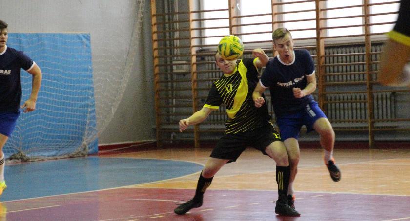 Futsal, Wyniki kolejki Miejskiej Halowej - zdjęcie, fotografia