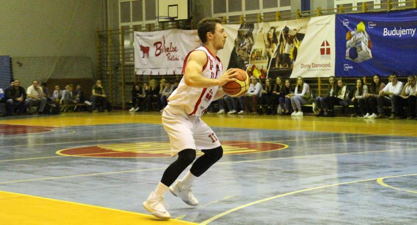 Zapowiedzi - Sport, Basket Bielsk Podlaski Lublin - zdjęcie, fotografia