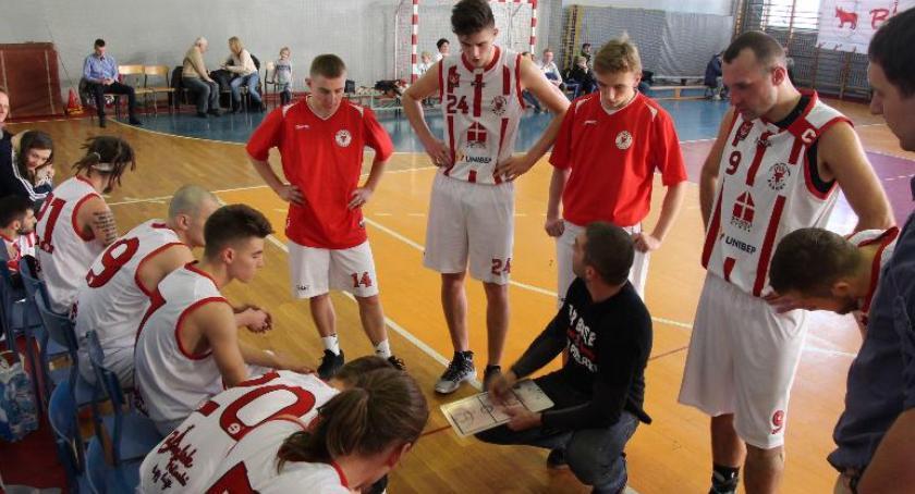 Zapowiedzi - Sport, Basket Bielsk Podlaski Sport Radom - zdjęcie, fotografia