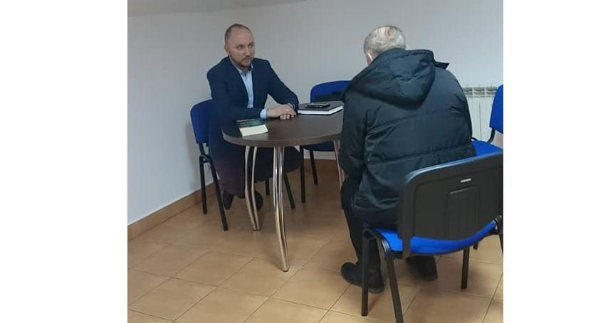Interwencje, Mobilne Biuro Interwencji Obywatelskich Bielsku Podlaskim - zdjęcie, fotografia