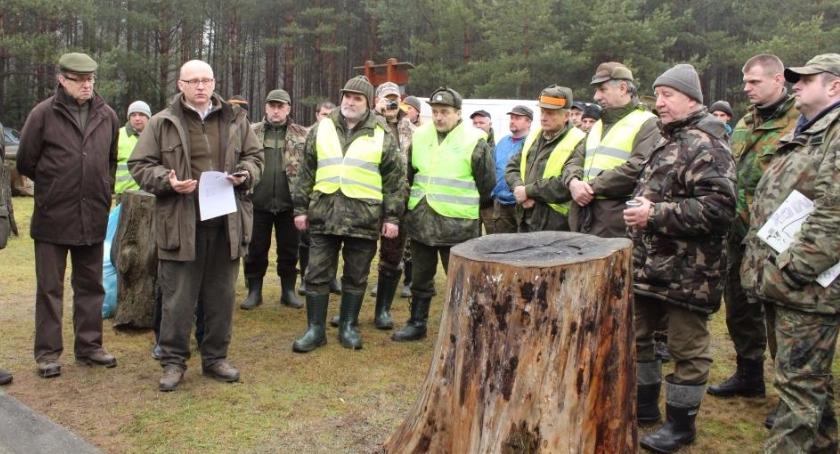 ROLNICTWO, Inwentaryzacja zwierzyny bielskich lasach - zdjęcie, fotografia