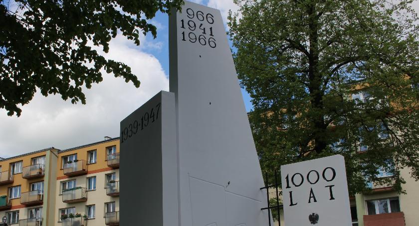 INTERWENCJE, Bielsk może zubożeć pomnik - zdjęcie, fotografia