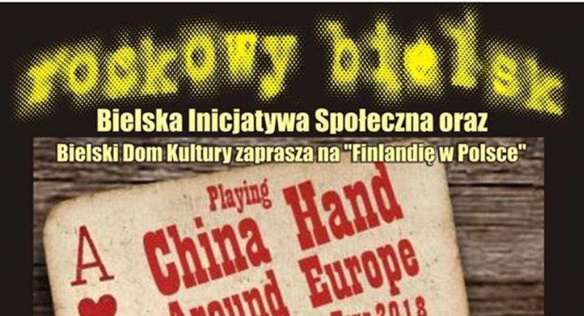 """KONCERTY, """"Finlandia Polsce"""" Rockowy Bielsk - zdjęcie, fotografia"""