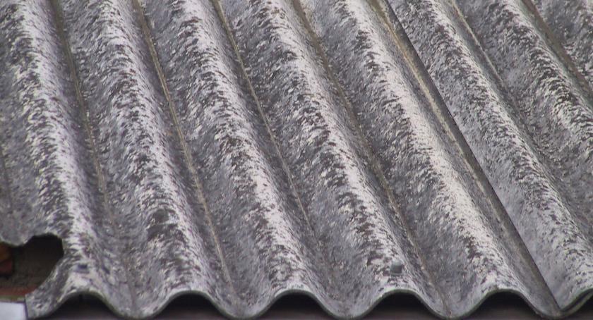 URZĘDY, Dofinansowanie usuwania azbestu - zdjęcie, fotografia