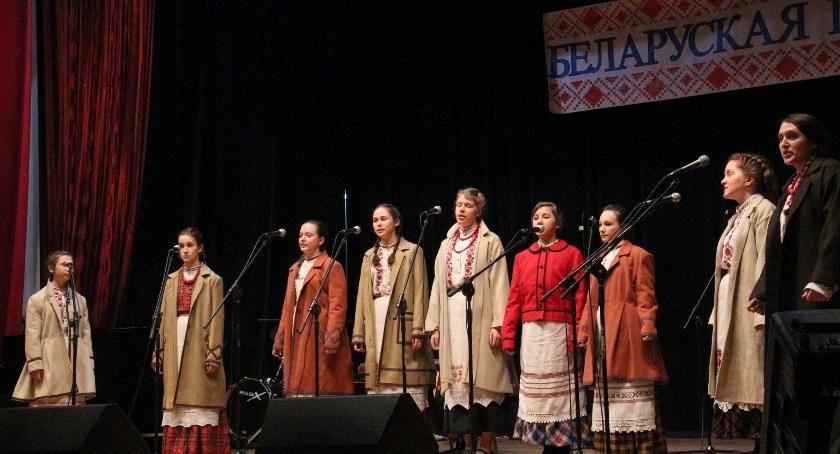 LITERATURA, Konkurs piosenki białoruskiej - zdjęcie, fotografia