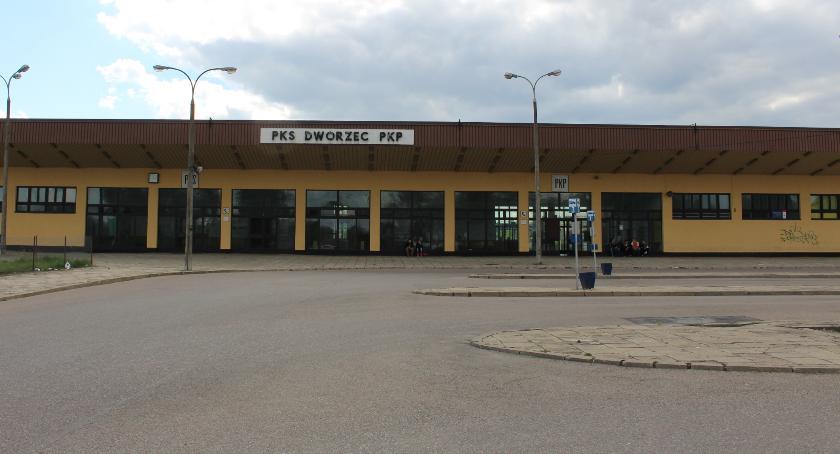 Inwestycje, dworzec stanie Bielsku Podlaskim ogłasza przetarg - zdjęcie, fotografia