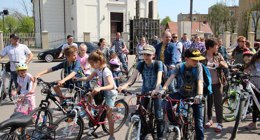 Rekreacja, Rozpoczęcie sezonu rowerowego - zdjęcie, fotografia