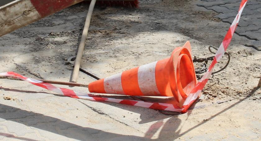 Inwestycje, Ruszyła przebudowa mostu utrudnienia - zdjęcie, fotografia