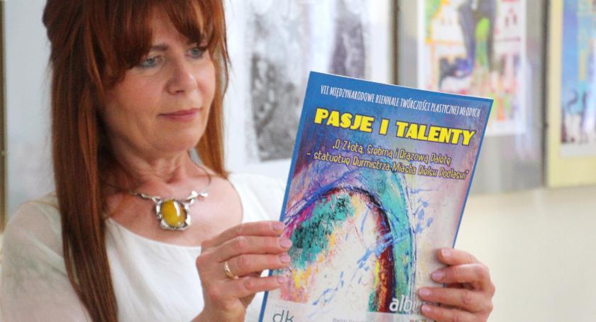WYSTAWY, Międzynarodowe Biennale Twórczości Plastycznej Młodych - zdjęcie, fotografia