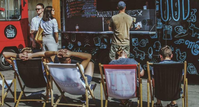 REKREACJA, Wielki festiwal kulinarny Trucki opanują Bielsk Podlaski - zdjęcie, fotografia