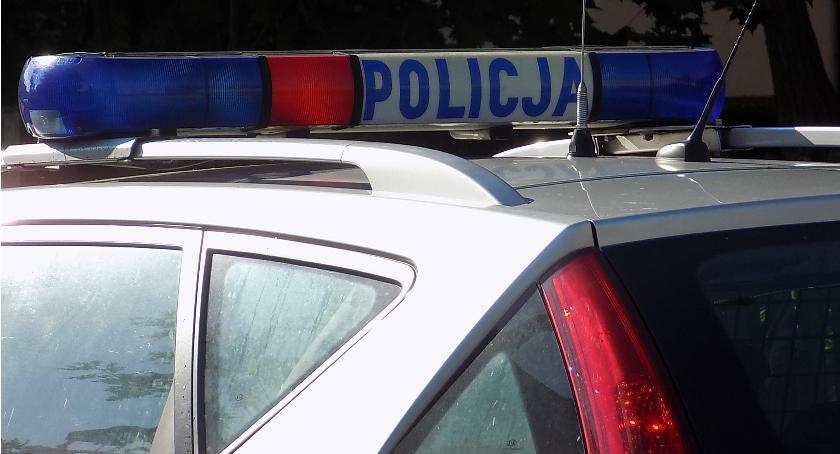 PRZESTĘPSTWA I WYKROCZENIA, Bielsk Podlaski Policja zatrzymała prawo jazdy przekroczenie prędkości - zdjęcie, fotografia