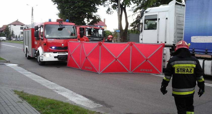 WYPADEK, Policja Bielsku Podlaskim poszukuje świadków wypadku - zdjęcie, fotografia