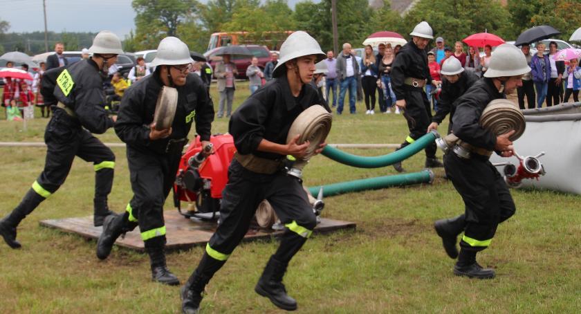 INNE DYSCYPLINY, Zawody sportowo pożarnicze gminy Boćki - zdjęcie, fotografia