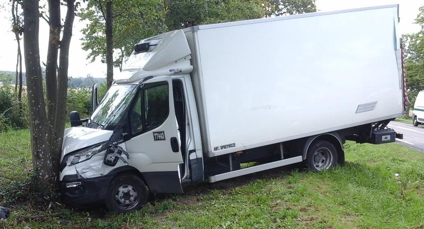 Wypadek, Andryjanki Wypadek odbywa wahadłowo - zdjęcie, fotografia